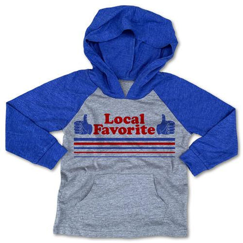 Local Favorite Hoodie Tee
