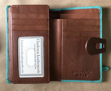3/4 cut out wallet