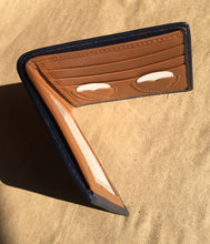 guitar pick slim bifold