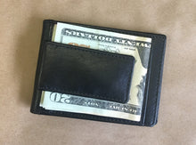 magnetic money clip two fold