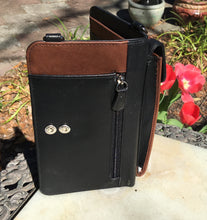 the 'on the go' - a phone wallet crossbody bag