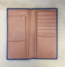 men's classic long wallet