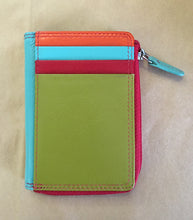 double flat card case