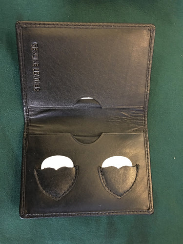 guitar pick card case
