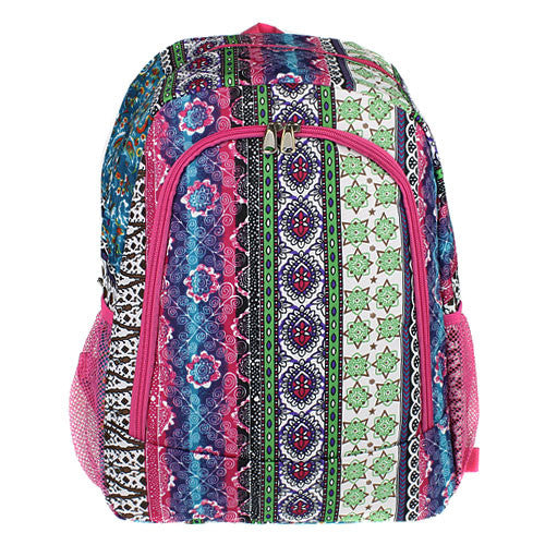 Boho Backpack - The Blue Attic