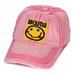 "Fashion ""Rock Star"" Cap - The Blue Attic"