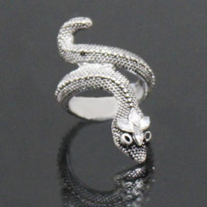 Fashion Snake Ring - The Blue Attic