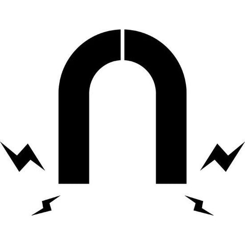 Magnetized Symbol