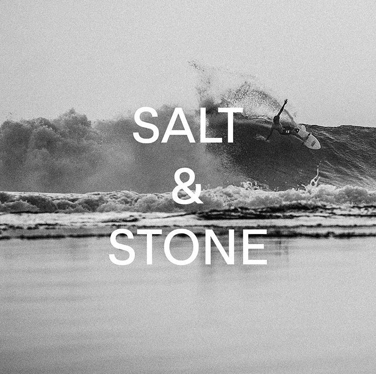 NEW: Salt & Stone à l'Office!