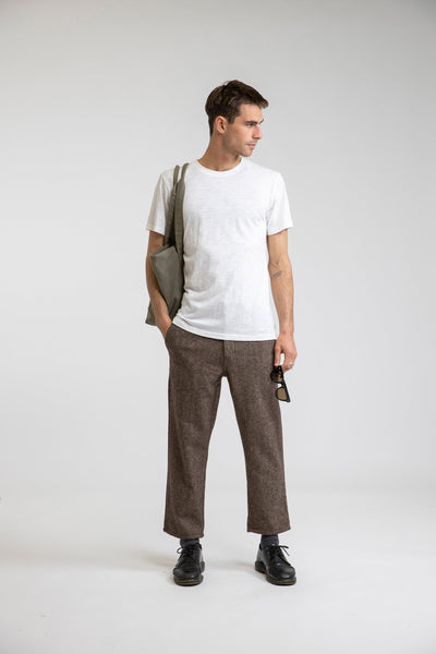 Pantalon Essential Chocolate