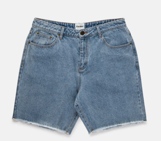 Short Vintage - Denim