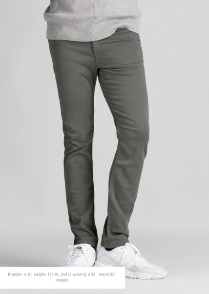 Pantalon No Sweat - Gull