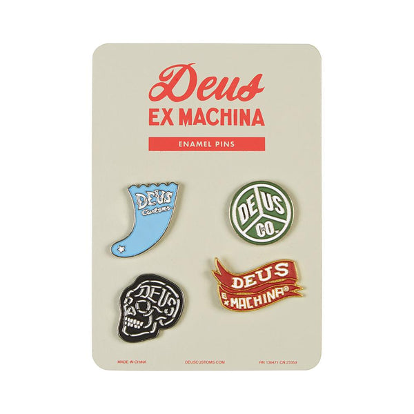Pin Pack 4