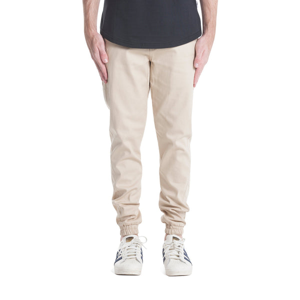 Jogger Index - Beige