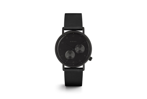 Montre Walther - Black