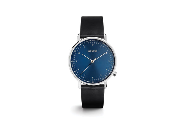 Montre Lewis Blue
