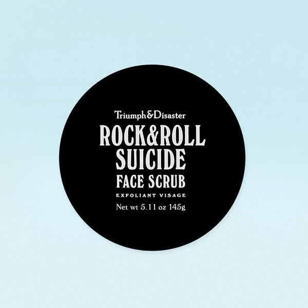 Exfoliant Rock & Roll Suicide