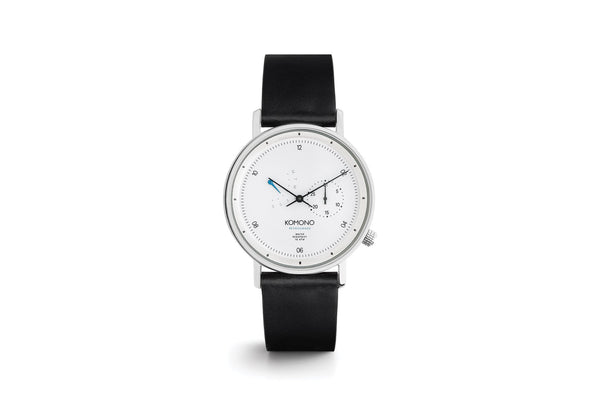 Montre Walther Retrograde White