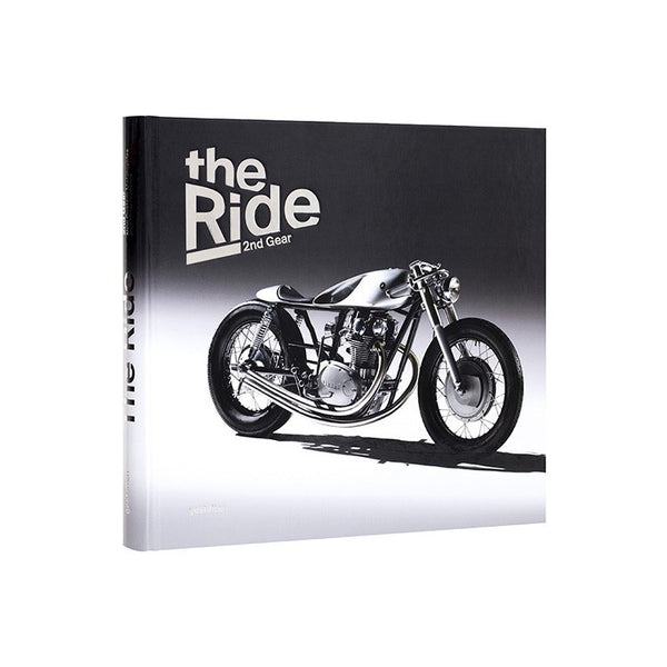 Livre The Ride 2nd gear
