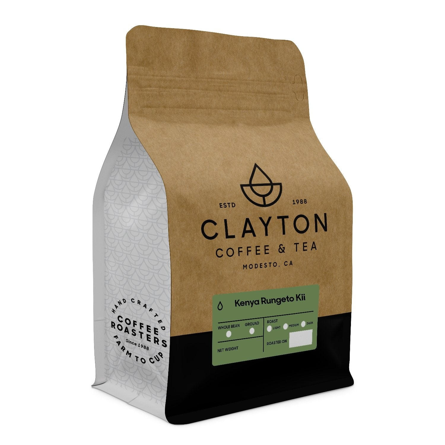 Kenya Rungeto Kii - Clayton Coffee & Tea