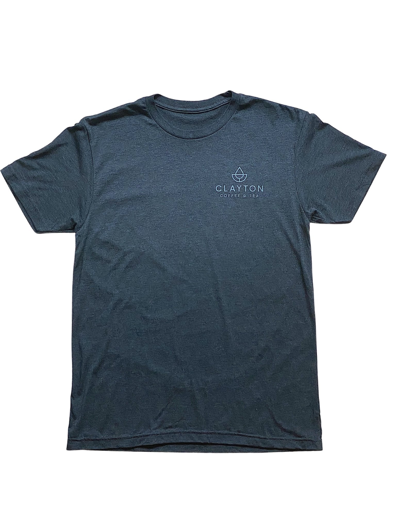 Logo Tee | Shadow - Clayton Coffee & Tea