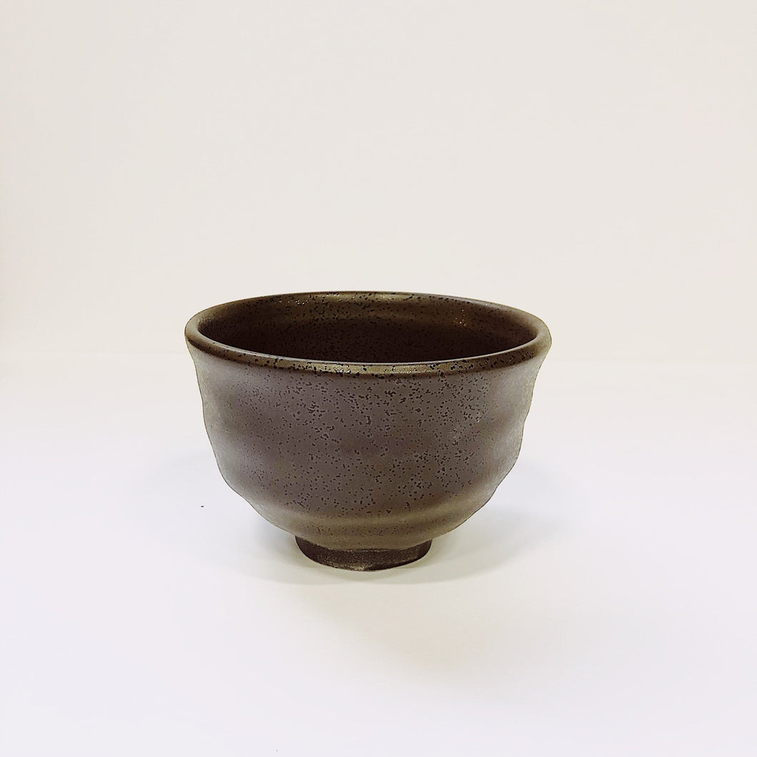 Matcha Bowl - Brown - Clayton Coffee & Tea
