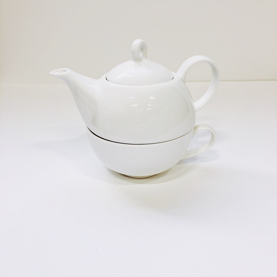 Primula Personal Tea Set - 12 oz. - Clayton Coffee & Tea