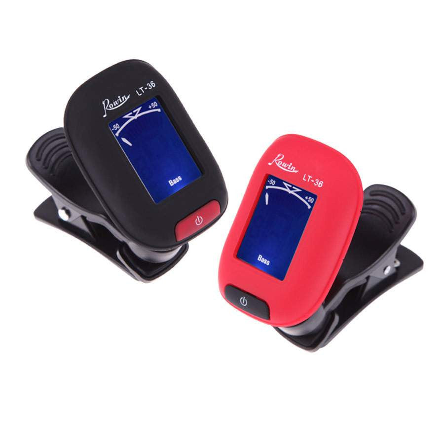 New Mini Clip On Digital Tuner For Ukulele, Guitar, Bass, Violin - Surpriceme.com