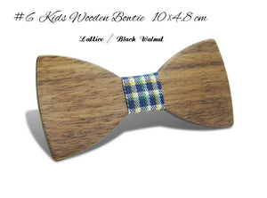 Boys Wooden Bow Ties - Surpriceme.com