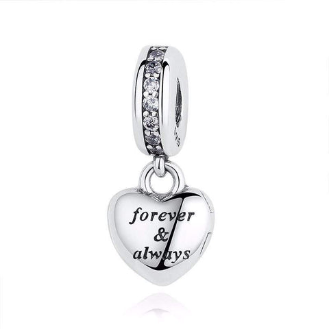 Forever & Always Charm - Surpriceme.com