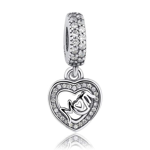 Hanging Heart Charm - Surpriceme.com