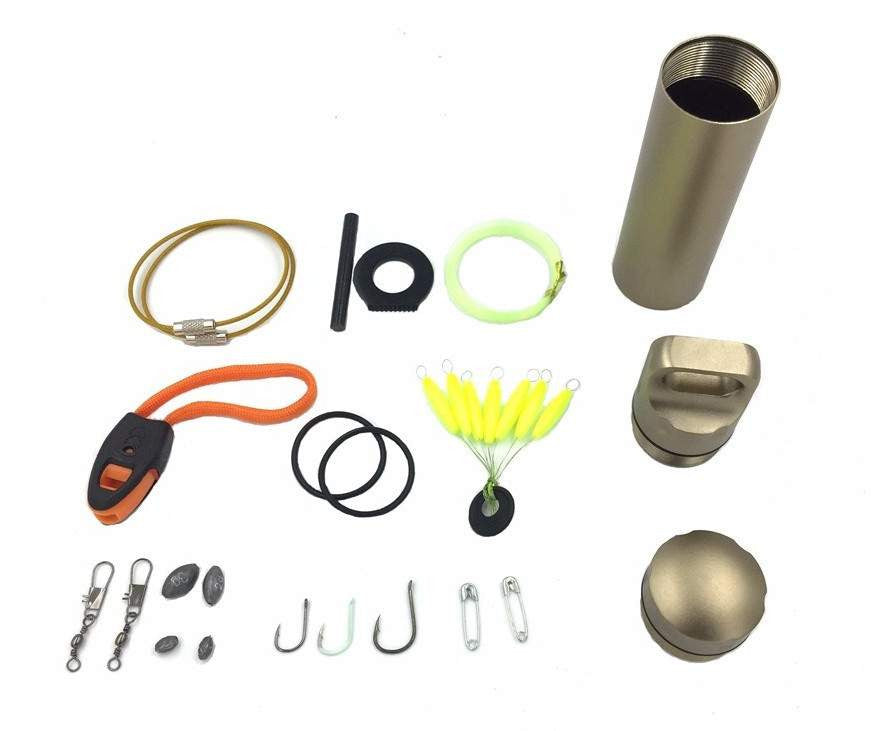Outdoor Aluminium Waterproof Survival Kit - Surpriceme.com