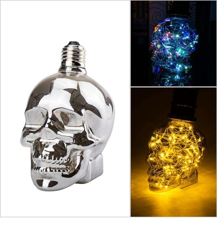 3D LED Skull Lamp - Surpriceme.com