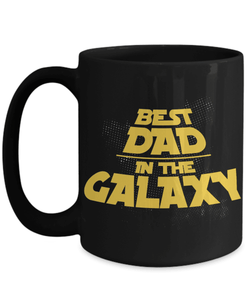 Best Dad In The Galaxy Mug - Surpriceme.com