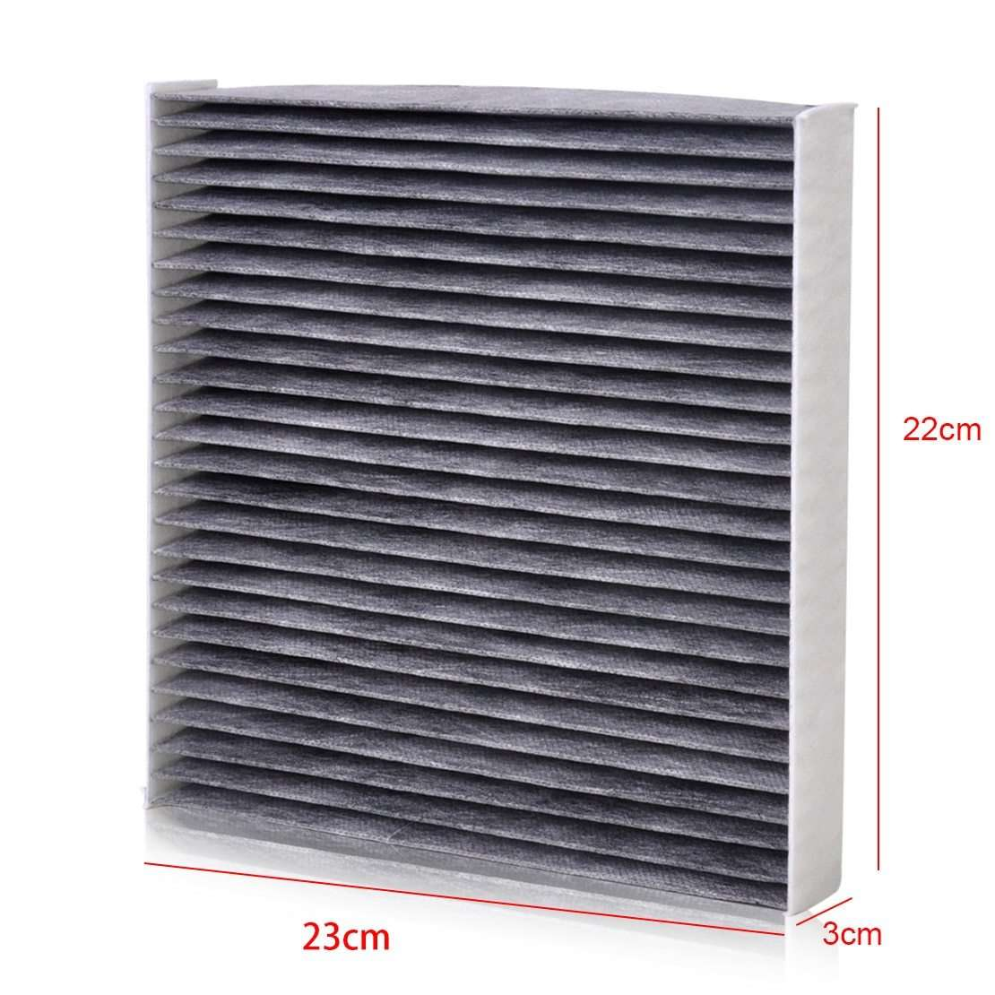 Cabin Air Filter for Honda Acura, Accord, Civic, CR-V, Odyssey, Pilot, Ridgeline - Surpriceme.com