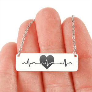 Heartbeat - Luxury Necklace - Surpriceme.com