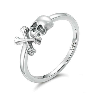 Luxury Skeleton Skull Ring - Surpriceme.com