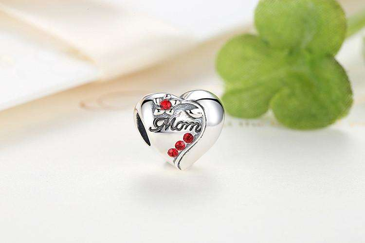 Red Heart Charm - Surpriceme.com