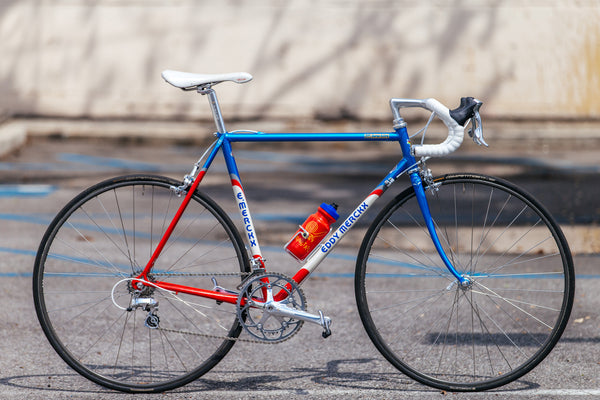 Shop Rides: Eddy Merckx Motorola Team
