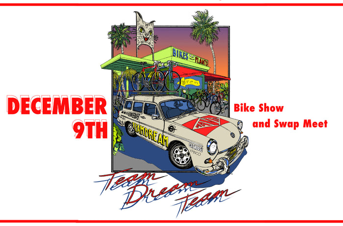 The Cub House 3rd Annual Bike Show and Swap Meet