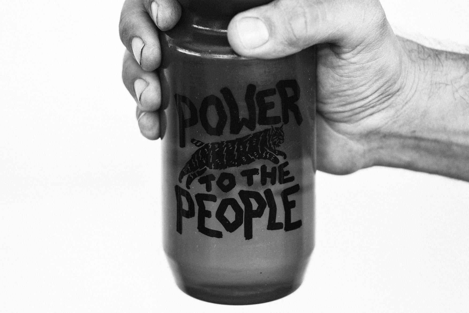 Power To The People Bottle Set