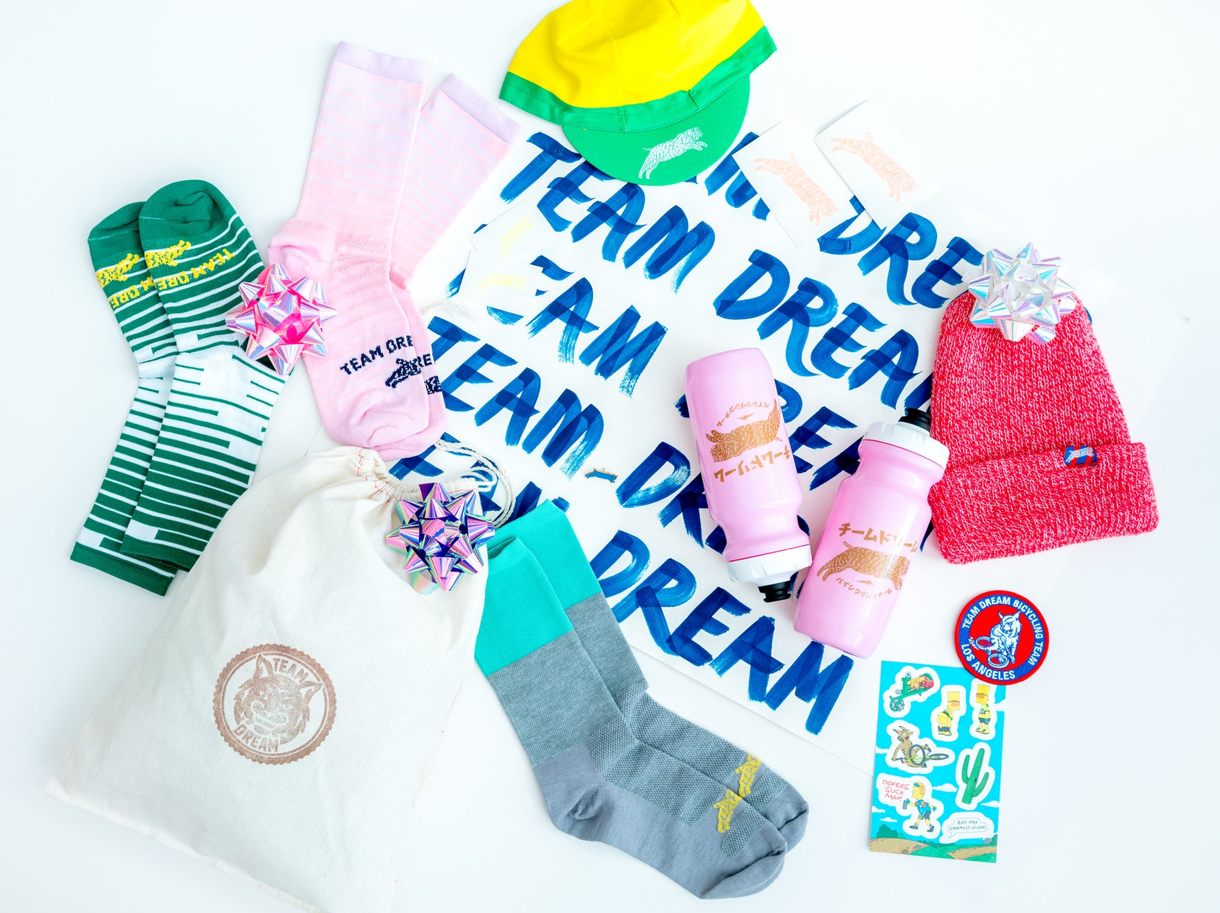 Team Dream Holiday Bundles