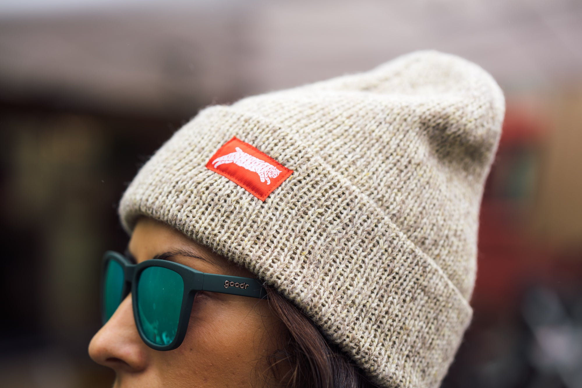 Thicky Thic Classic Wool Beanie
