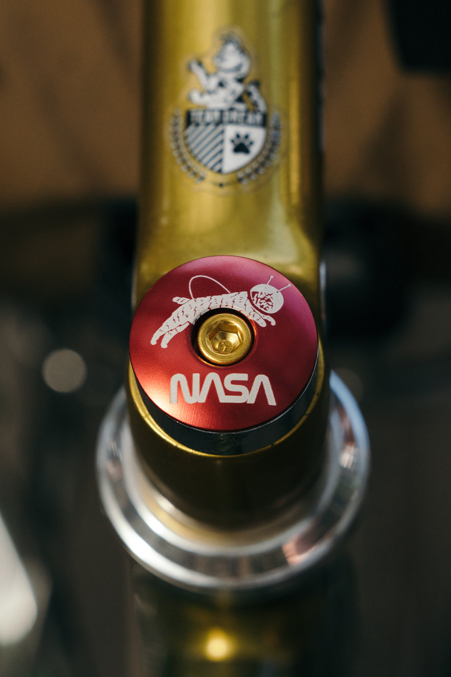 NASA Cat Stem Cap