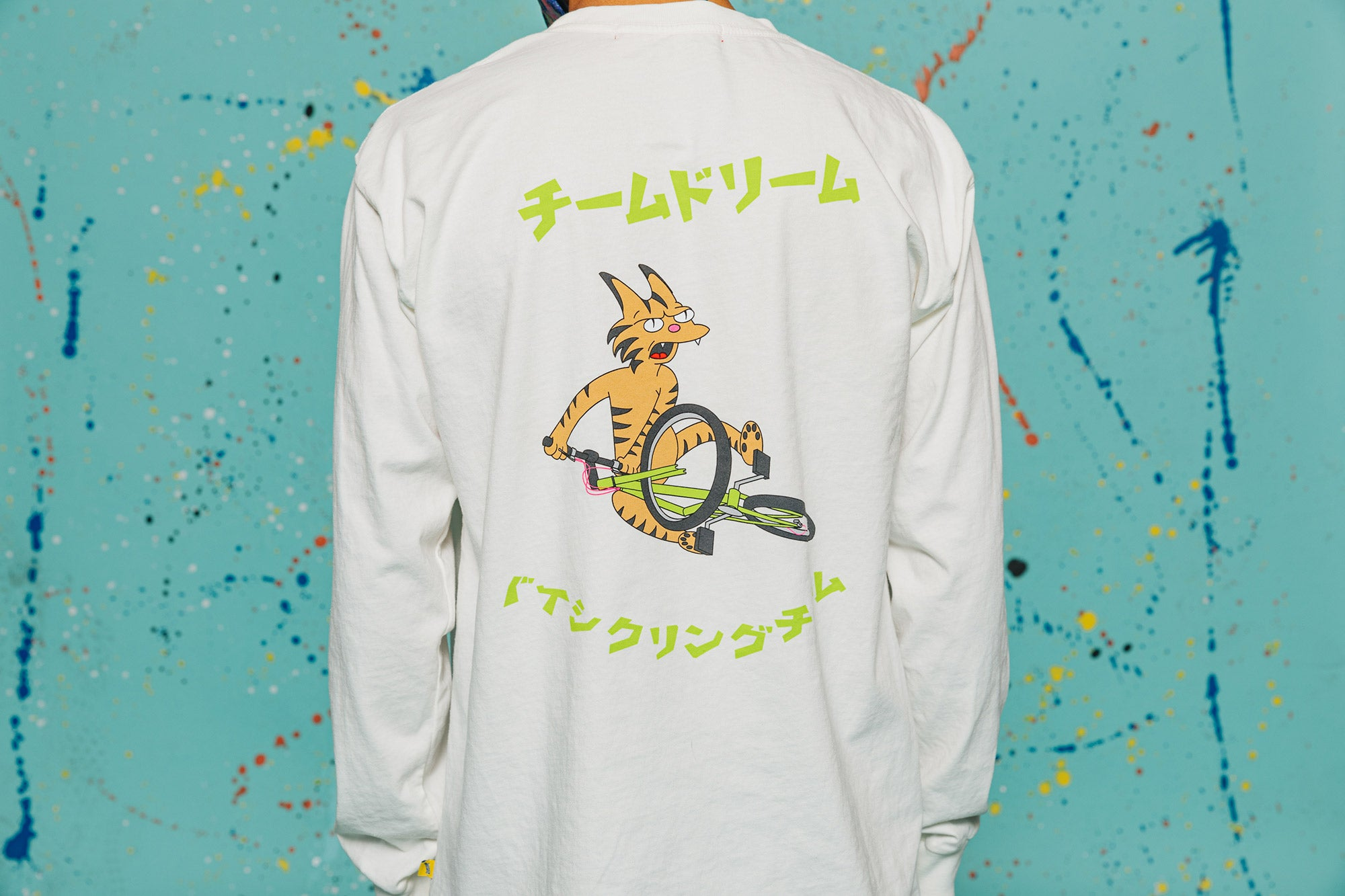 Bootleg Bart Heavyweight Long Sleeve