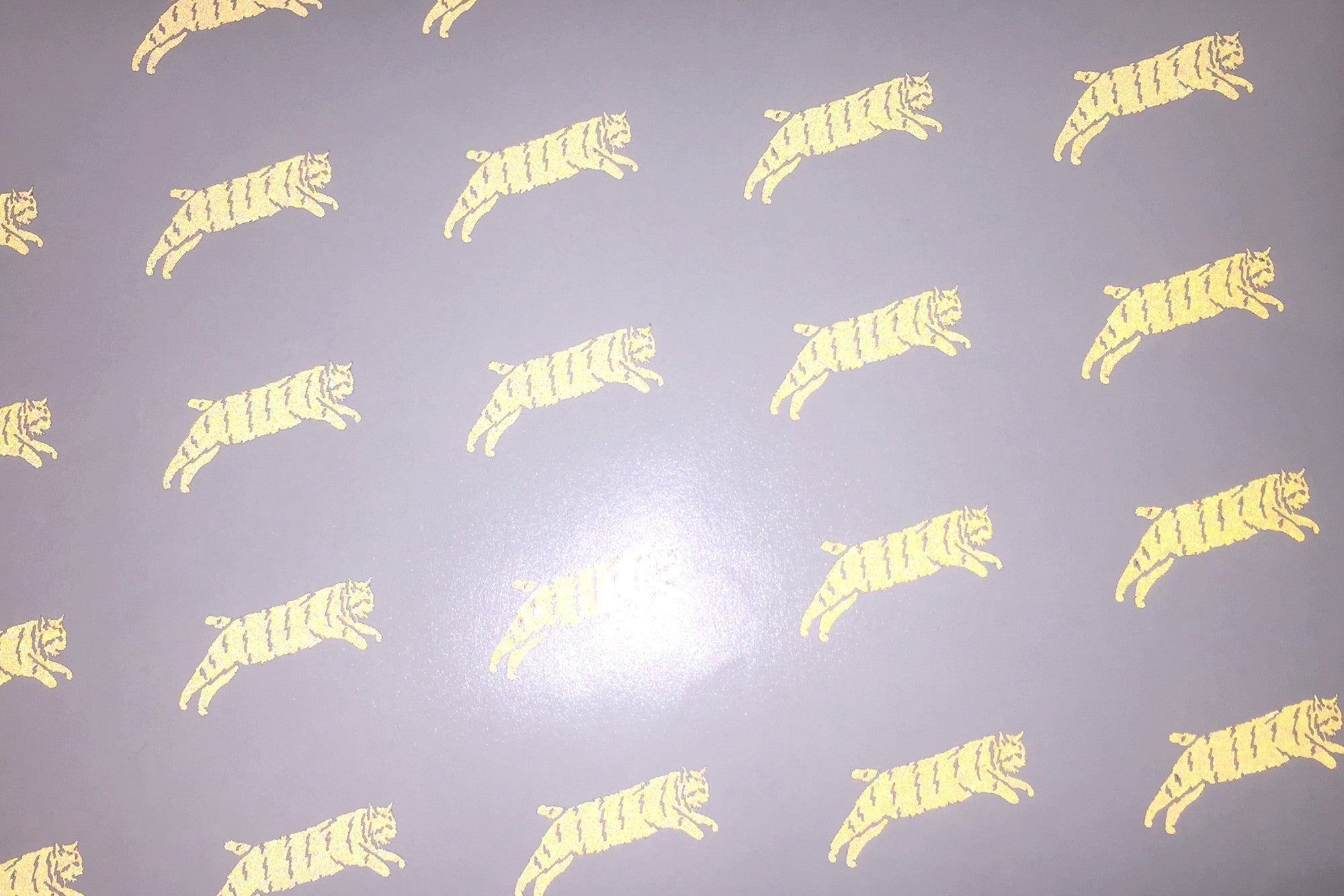 3M Radioactive Reflecto Mini Bobcat Die Cut Sticker