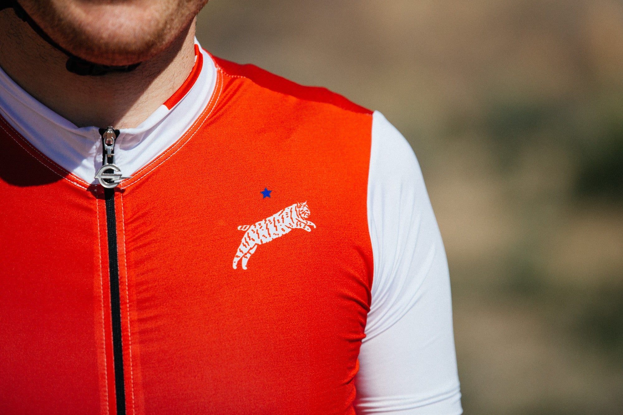 Red FS Lightweight Jersey