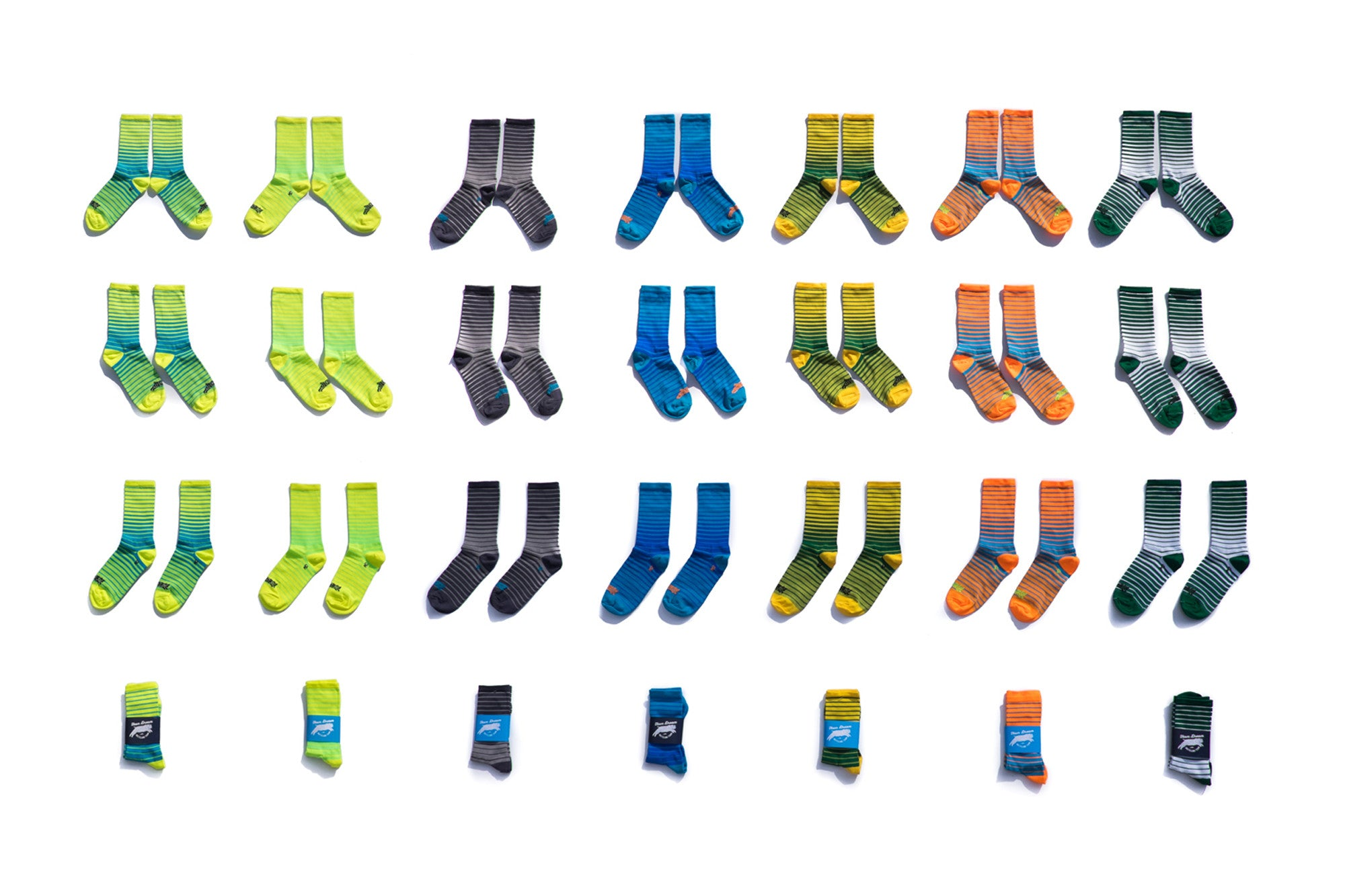 Pop Block Sock Originals