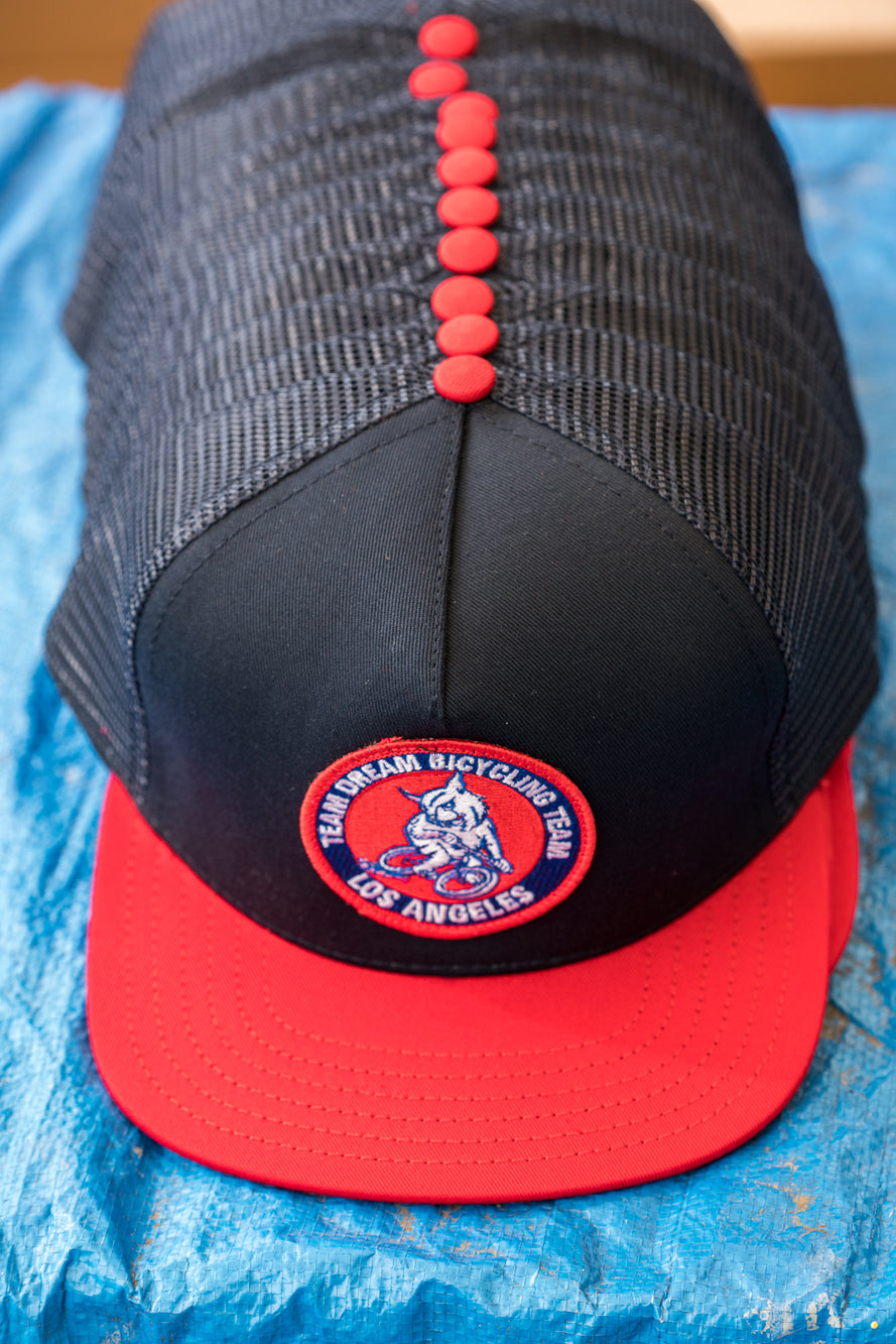 Bobby Patch Trucker Cap