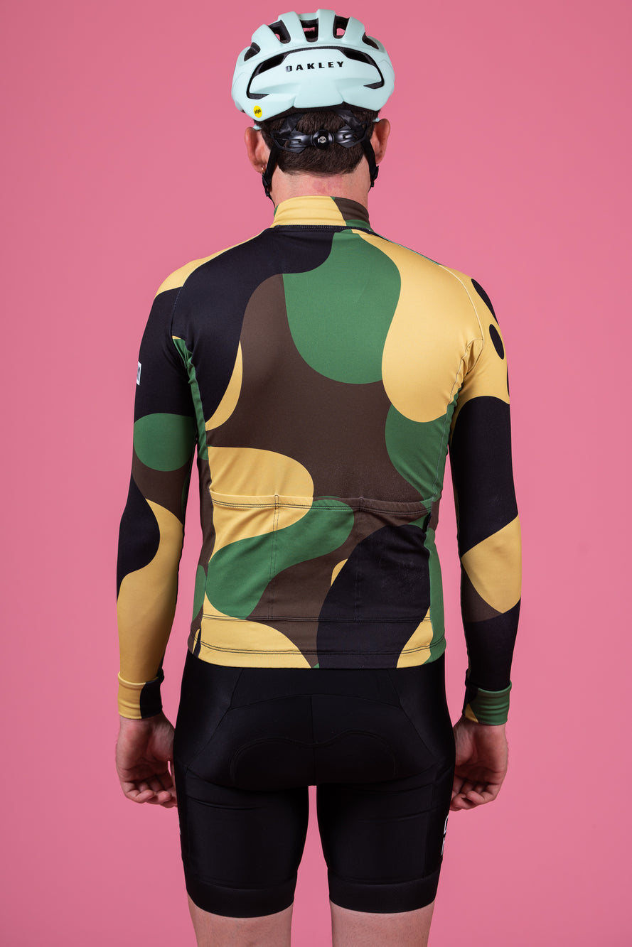 Camo Long Sleeve Jersey Series